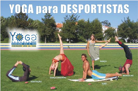 Yoga e Desporto